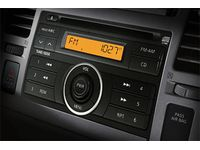Nissan Fastner for AM/FM/Single CD Head Unit (8 required for installation) - 01141-N5031