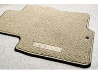 Nissan Frontier Carpeted Floormats  - Charcoal - 999E2-BR000CH