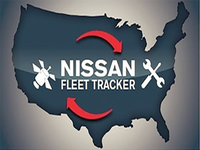 Nissan Fleet Tracker
