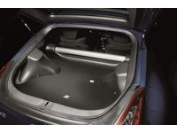 Nissan 370Z Trunk Mat - Coupe (Carpeted / Black) - 999E3-ZV001