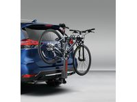 Nissan Armada Yakima - LITE RIDER 2-HITCH MOUNT BIKE RACK - T99R5-A6800