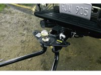 Nissan NV Weight Distributing Hitch Ball Mount, Class IV (includes Class IV Hitch Ball) - 999T7-WQ820