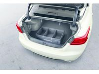Nissan Cargo Organizer - Removable trunk organizer / Tote - T99C2-4RA1A