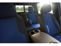 Nissan 999N4-W400F Seat Cover - Wet Suit (blue) Water Resistant Seat Cover: Front only
