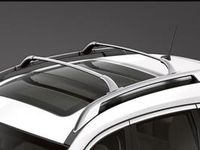 Nissan Rogue Roof Rail Crossbars - Silver (2-piece set) - 999R1-G2500