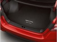 Nissan Sentra Carpeted Trunk Mat (SR Turbo) - 999E3-4FY0A
