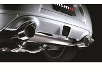 Nissan NISMO Catback Exhaust System - B0100-1EA25