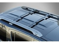 Nissan Armada Roof Rail Crossbars  - Black - 999R1-2V000