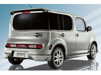 Nissan Cube Aerodynamic Components  - Color Matched(Front Chin Spoiler) - K6010-1FC3D