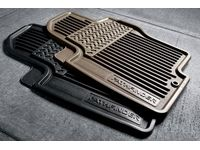 Nissan Pathfinder All Season Floor Mats - 999E1-XX000