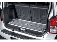 Nissan Pathfinder Cargo Area Protector(Charcoal) - 999C3-XR003K