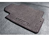 Nissan Pathfinder Carpeted Floor Mats(Beige) - 999E2-XU031BE