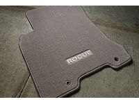 Nissan Rogue Carpeted Floor Mats(Black) - 999E2-GX000