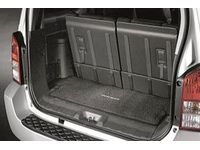 Nissan Pathfinder Carpeted Cargo Mat(Charcoal) - 999E3-XR021CH
