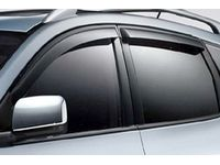 Nissan Rogue Side Window Deflector - 999D3-GX000