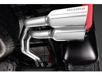Nissan 2010S-RS0A0 NISMO Cat-back Exhaust