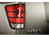 Nissan 999M1-WQ200 Taillight Guards
