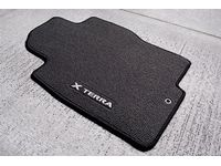 Nissan Xterra Carpeted Floor Mats(Charcoal PRO4X (MY11-MY12 Only)) - 999E2-KX000