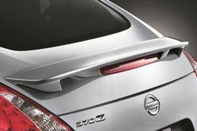 Nissan Genuine Accessories K6030-1EA6A Monterey Blue Rear Spoiler