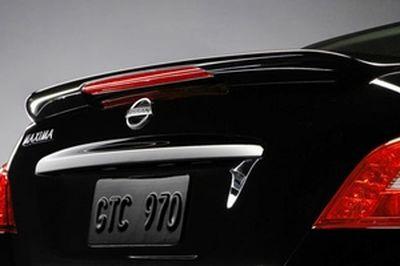 Nissan Genuine Accessories 84830-9N00B Weatherstrip Rear Decklid Spoiler Genuine Nissan Accessories