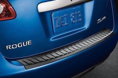 Nissan Genuine Accessories 999T6-GU000 Rear Bumper Protector
