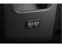 Nissan T99Q7-6CA0A Rear USB Charging Port