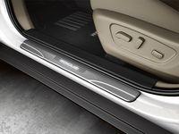 Nissan Genuine Accessories 999G6-GX010 Stainless Steel Illuminated Kick Plate