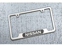 Nissan 999MB-SV000 LICENSE PLATE FRAME