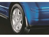 Nissan G8810-ED900 Splash Guards(Rear Set (2-pc))
