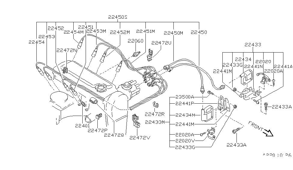 Nissan 22060-V5300