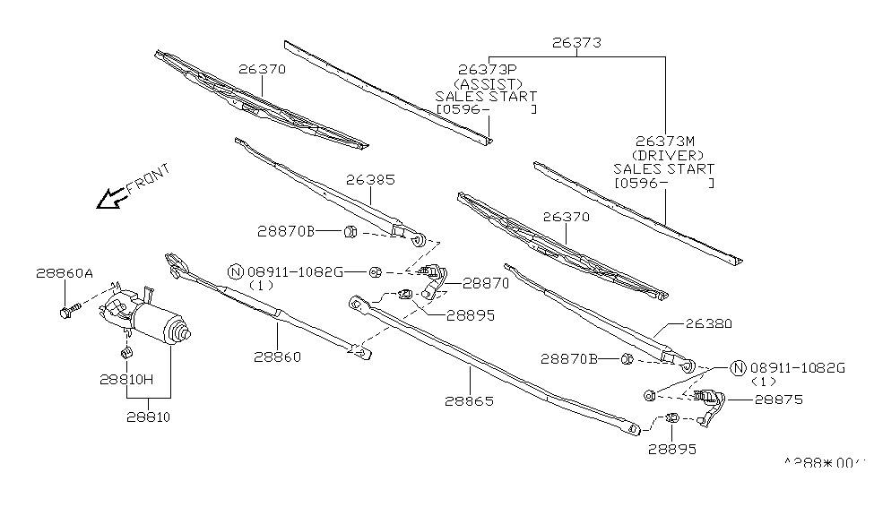 1986 Nissan 200sx Wiring Diagram - Wiring Diagram Schema