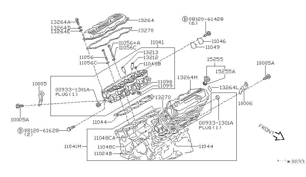2003 Nissan Quest Engine Diagram - Cars Wiring Diagram