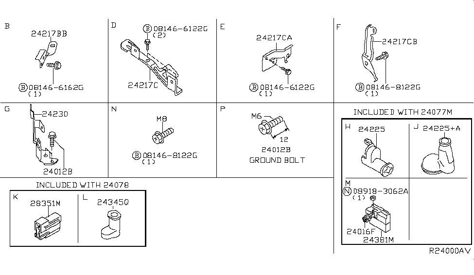 2005 nissan pathfinder wiring nissan parts deal 2005 Pathfinder Wiring Diagrams nissan pathfinder stereo wiring diagram