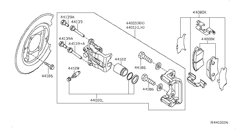 Auto Parts and Vehicles Car & Truck Brake Caliper Parts