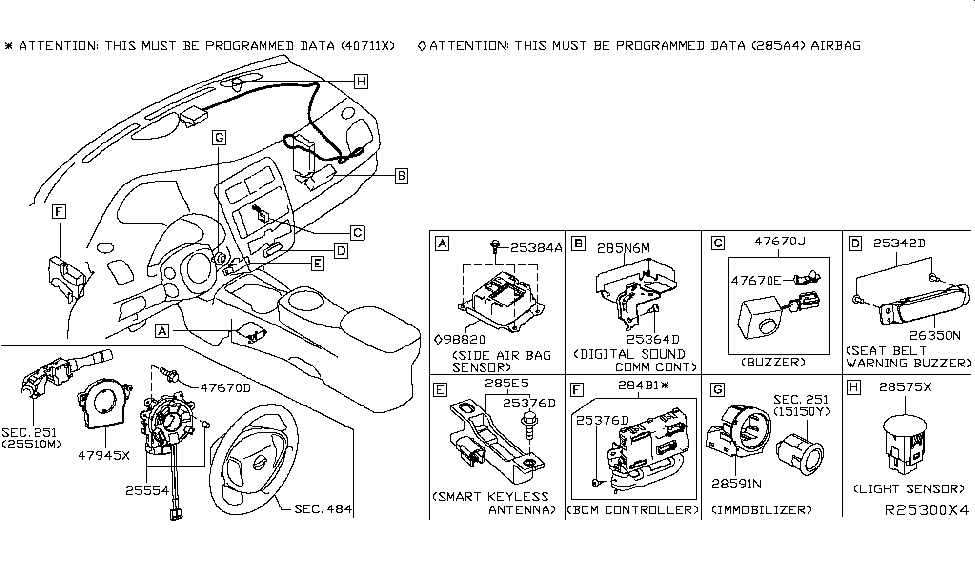 25020-5sa0a - genuine nissan parts 1990 nissan maxima engine diagram nissan leaf engine diagram