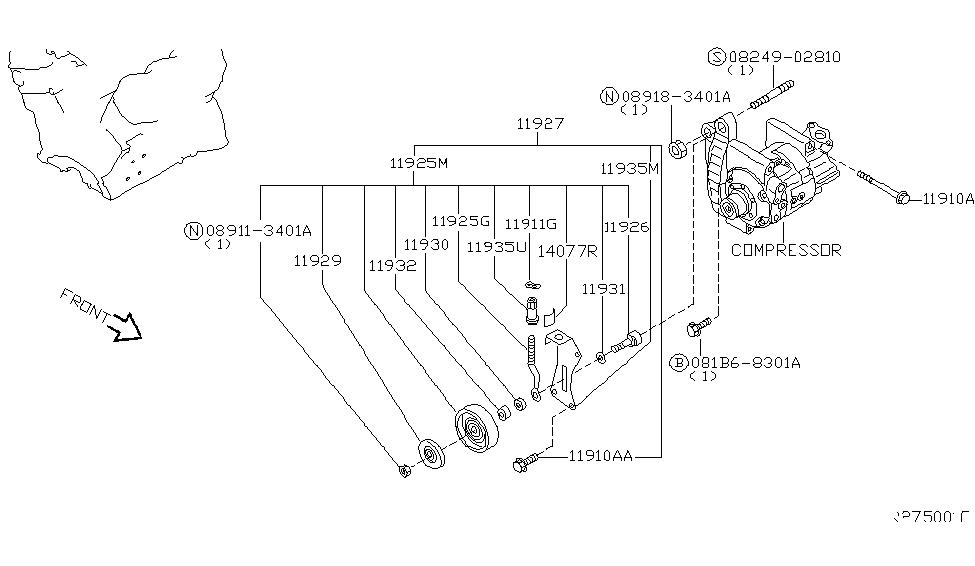2006 Nissan Murano Engine Diagram Gota Wiring Diagram