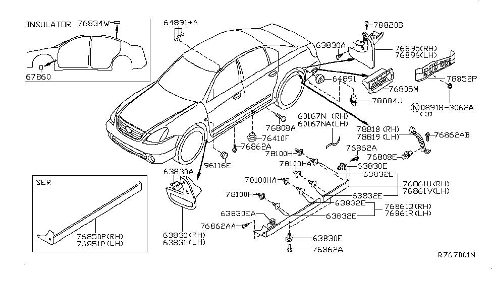 Wiring Diagram 2006 Nissan Altima