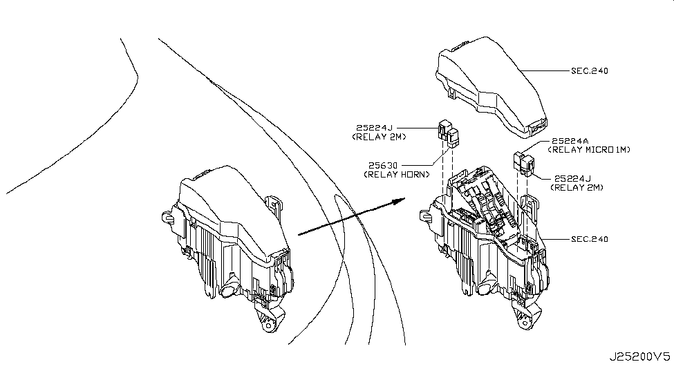 2012 Nissan Maxima Ac Compressor