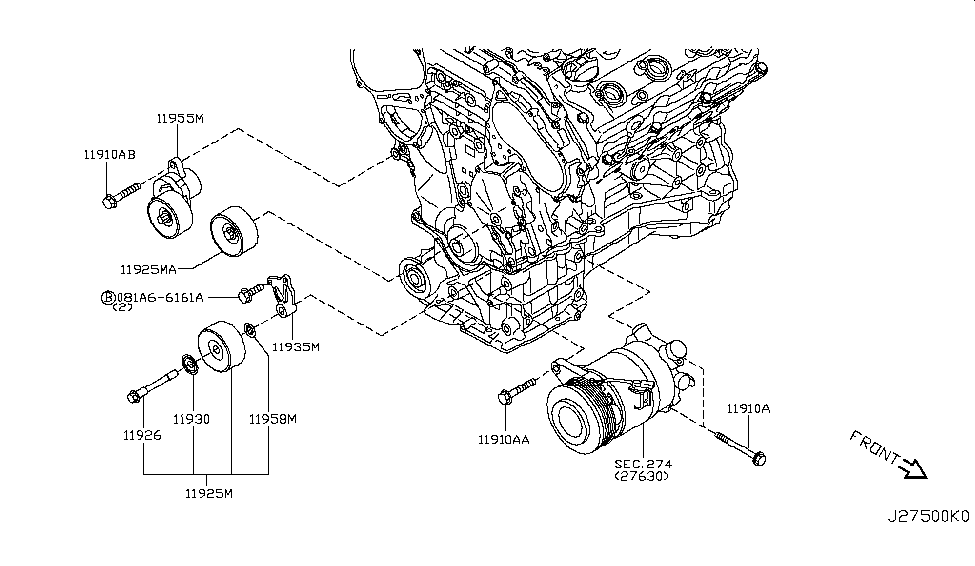 L Engine Diagram on