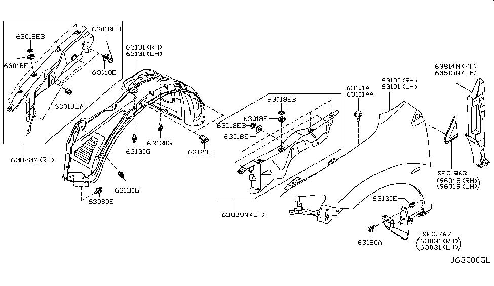 Nissan Murano Engine Diagram