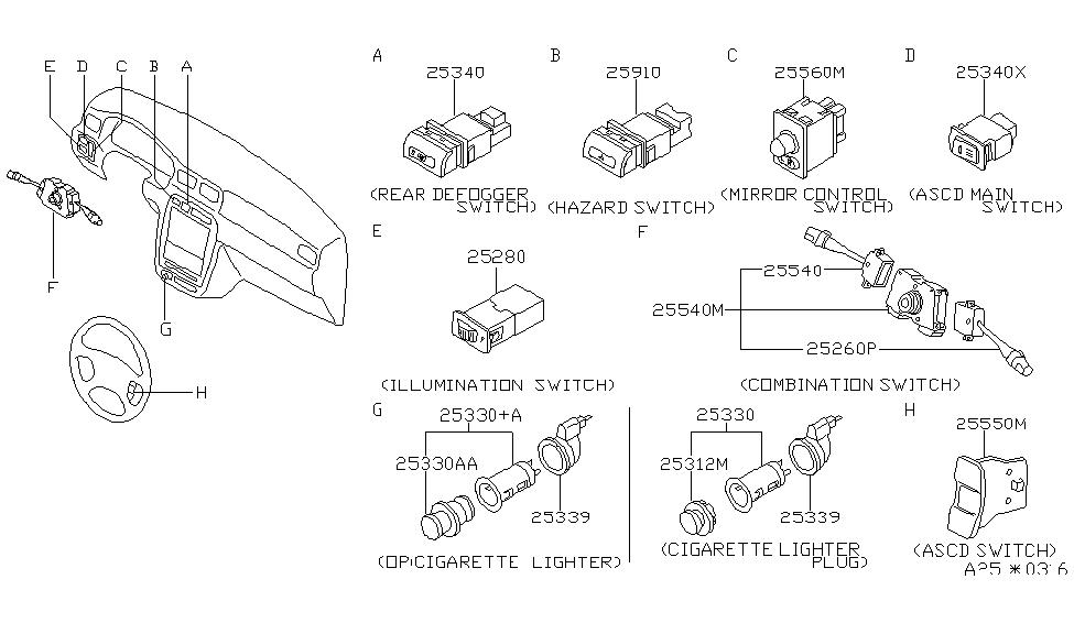 1997 nissan 200sx wiring diagram 1997 nissan 200sx switch nissan parts deal  1997 nissan 200sx switch nissan parts