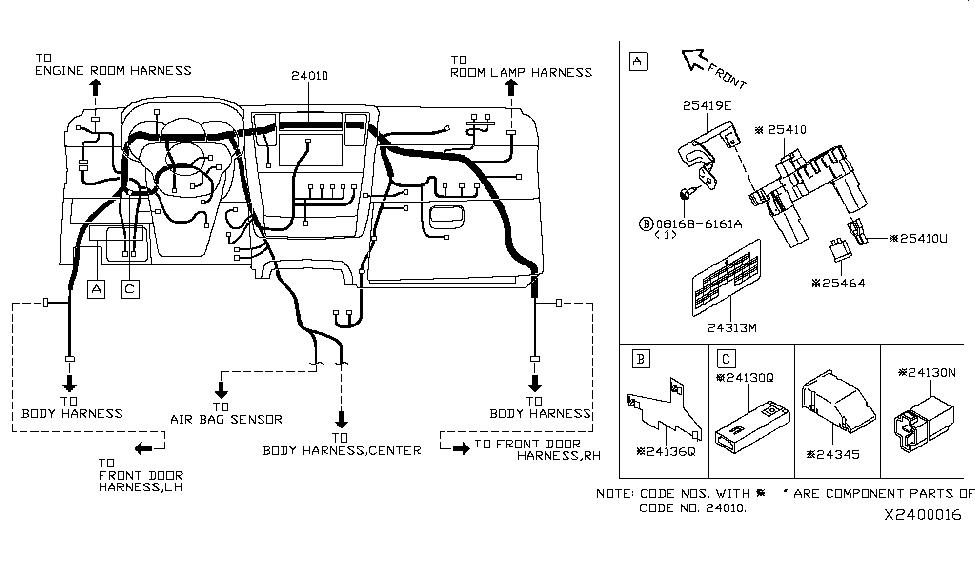 2009 nissan versa hatchback wiring nissan parts deal rh nissanpartsdeal com wiring diagram stereo nissan tiida Nissan Pathfinder Wiring Diagram
