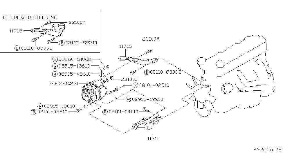 1994 Pathfinder Engine Diagram - Wiring Diagram Schema