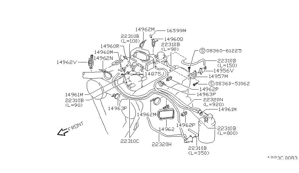 1994 nissan pathfinder engine diagram wiring diagrams 94 Nissan Pathfinder Wiring Diagram car audio wire diagram codes nissan