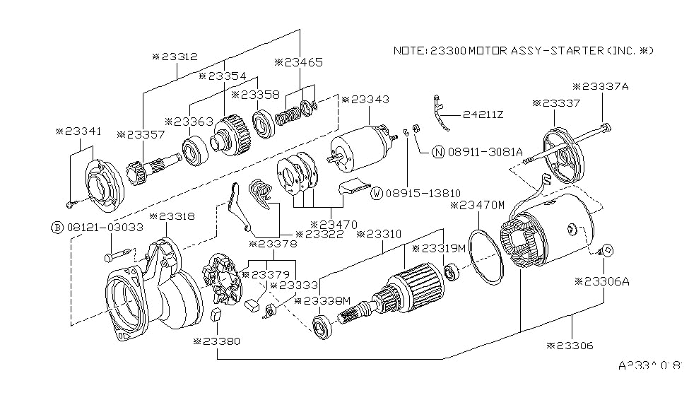 1994 nissan pathfinder starter motor nissan parts deal 1996 pathfinder engine diagram 1994 pathfinder engine diagram #4
