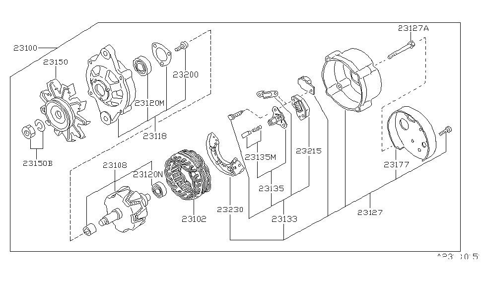 1994 Pathfinder Engine Diagram