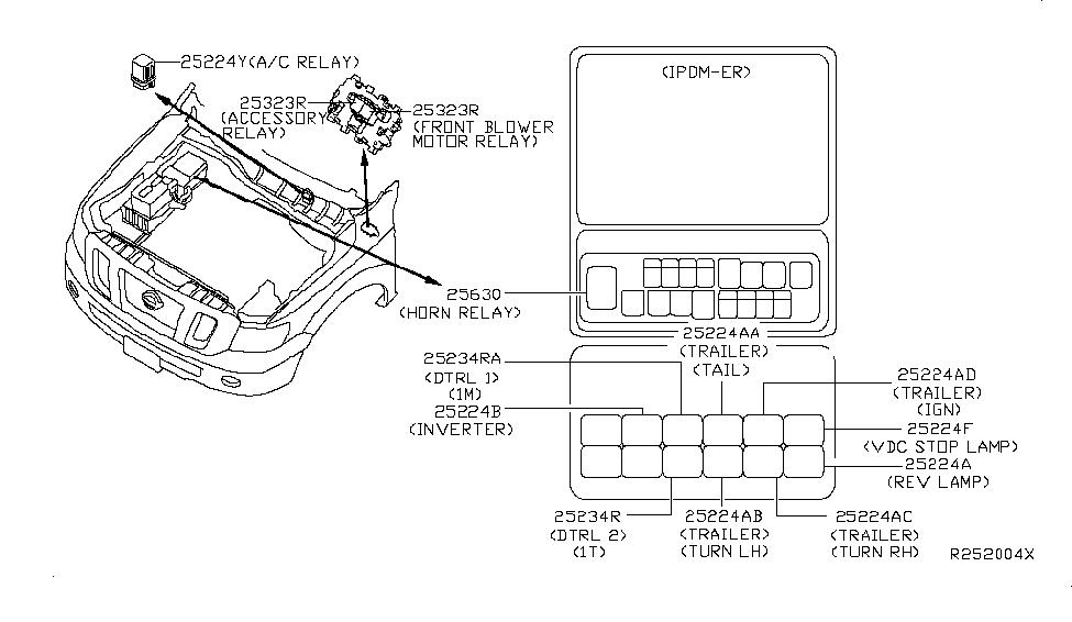 2016 nissan nv 2500 relay nissan parts deal nissan nv 2500 fuse box diagram 2012 nv owner& 39;s manual