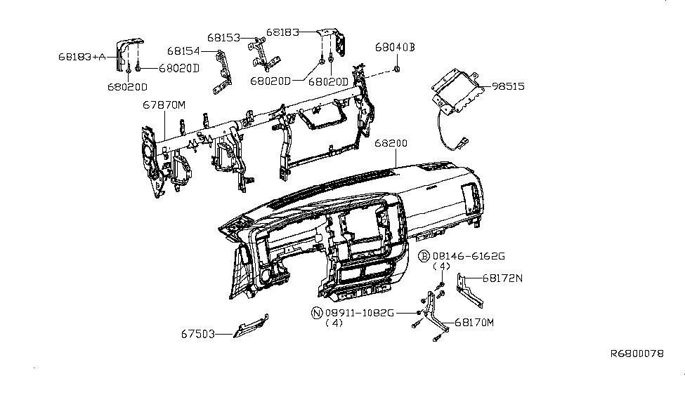 Nissan Nv 2500 Fuse Diagram