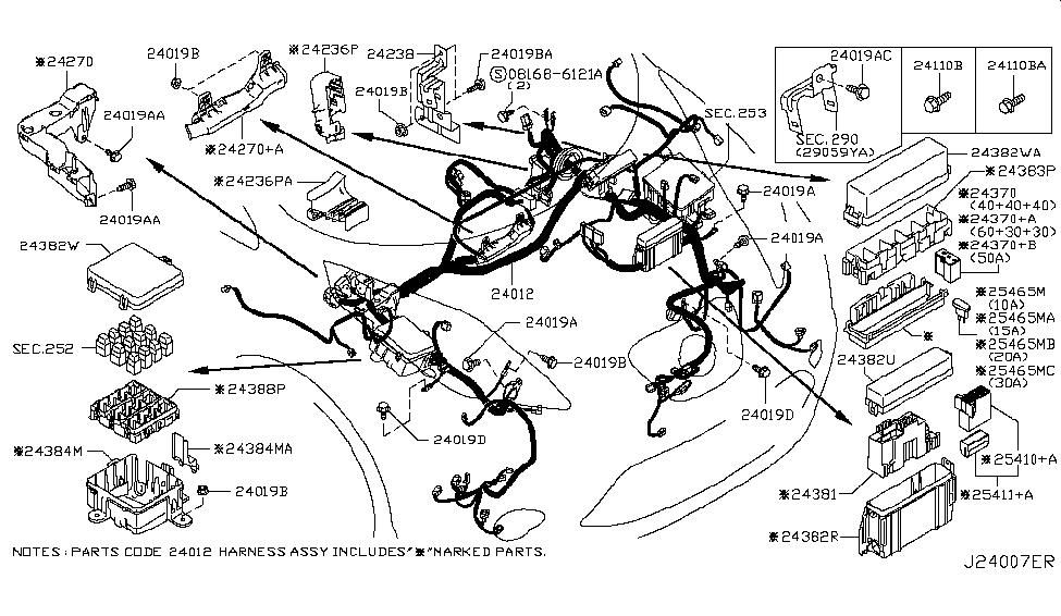 2011 nissan leaf wiring nissan parts deal rh nissanpartsdeal com nissan leaf charger wiring diagram 2013 nissan leaf wiring diagram
