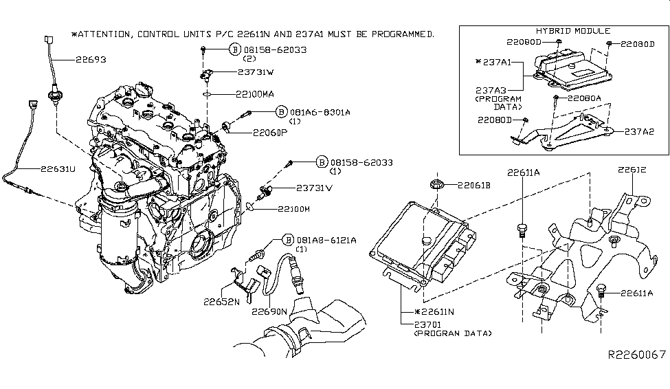 Nissan Murano Engine Diagram